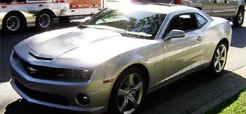 2010 chevy camaro ss