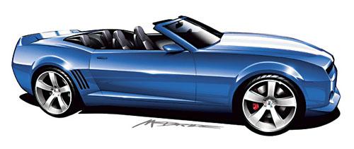 2009 Camaro Convertible