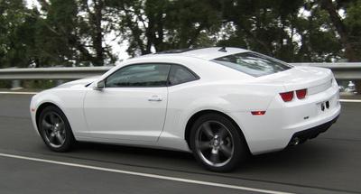 2010 camaro spyshot
