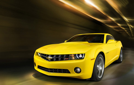 2009 2010 chevy camaro wallpaper