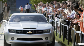 2009 2010 chevy camaro