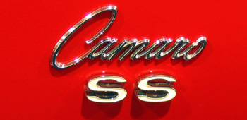 New 2009 2010 Camaro SS