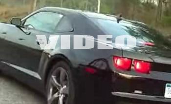 2009 2010 camaro video