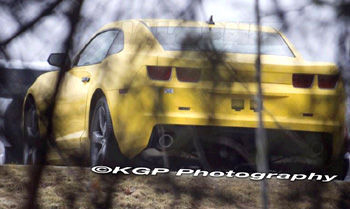 velocity yellow 2010 camaro