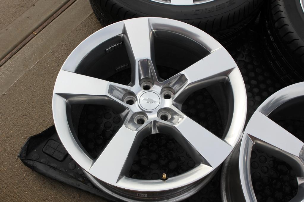 ss rs 20 polished aluminum wheels for sale houston tx camaro5 chevy camaro forum camaro. Black Bedroom Furniture Sets. Home Design Ideas