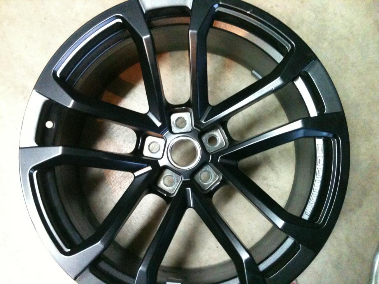 Zl1 Wheels For Sale On Ebay Camaro5 Chevy Camaro Forum