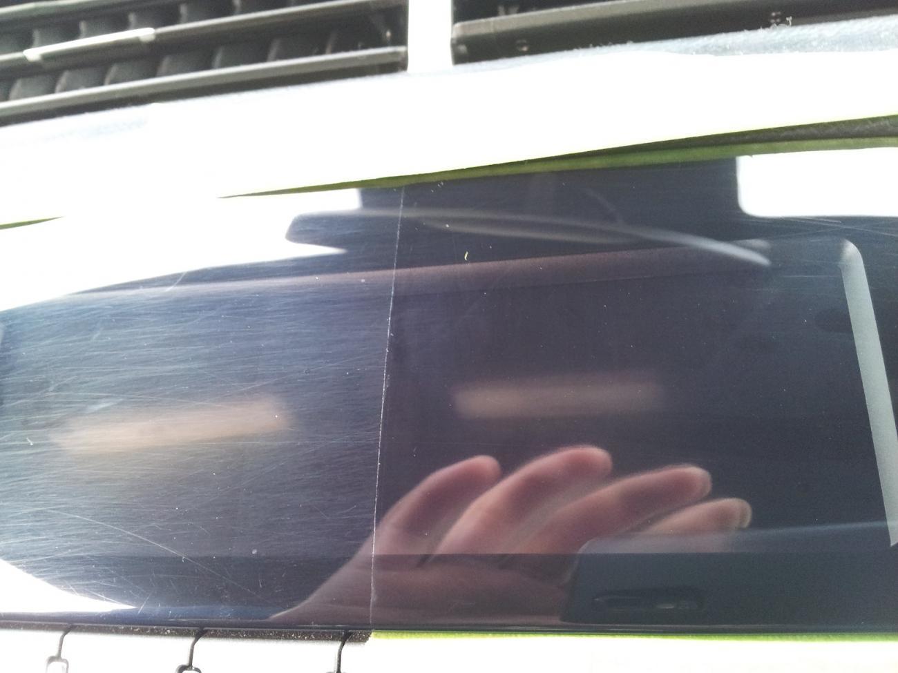How To Restore Car Plastic Radio Face Video