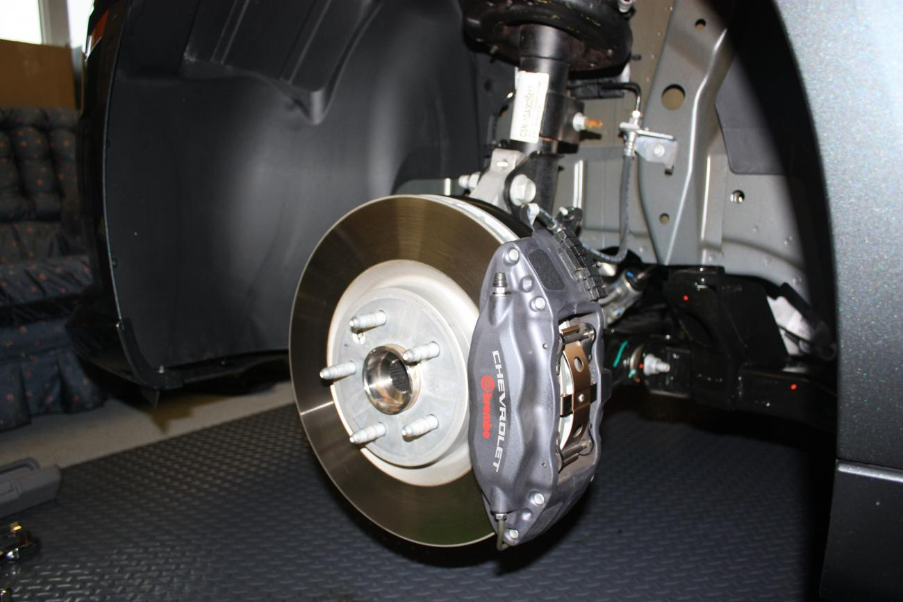 Stick On Weights On Brembo Calipers What Function Do They