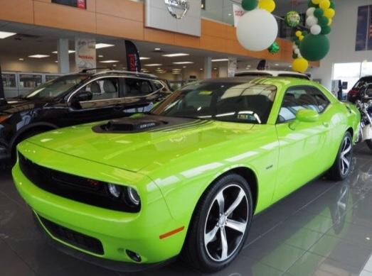 Sublime Green Returns For 2019 Dodge Challenger Forum