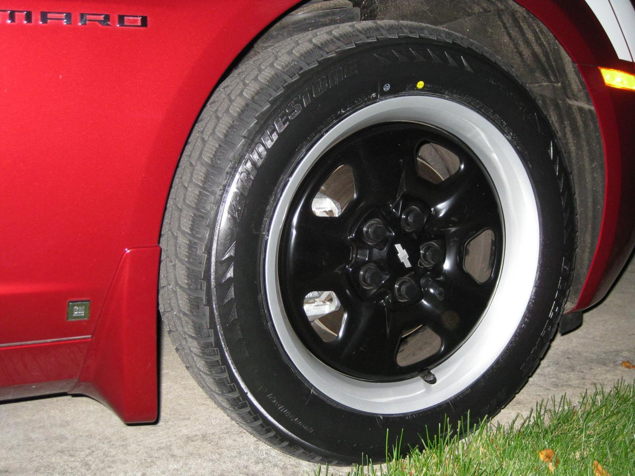 ls tire sizes for winter camaro5 chevy camaro forum camaro zl1 ss and v6 forums. Black Bedroom Furniture Sets. Home Design Ideas