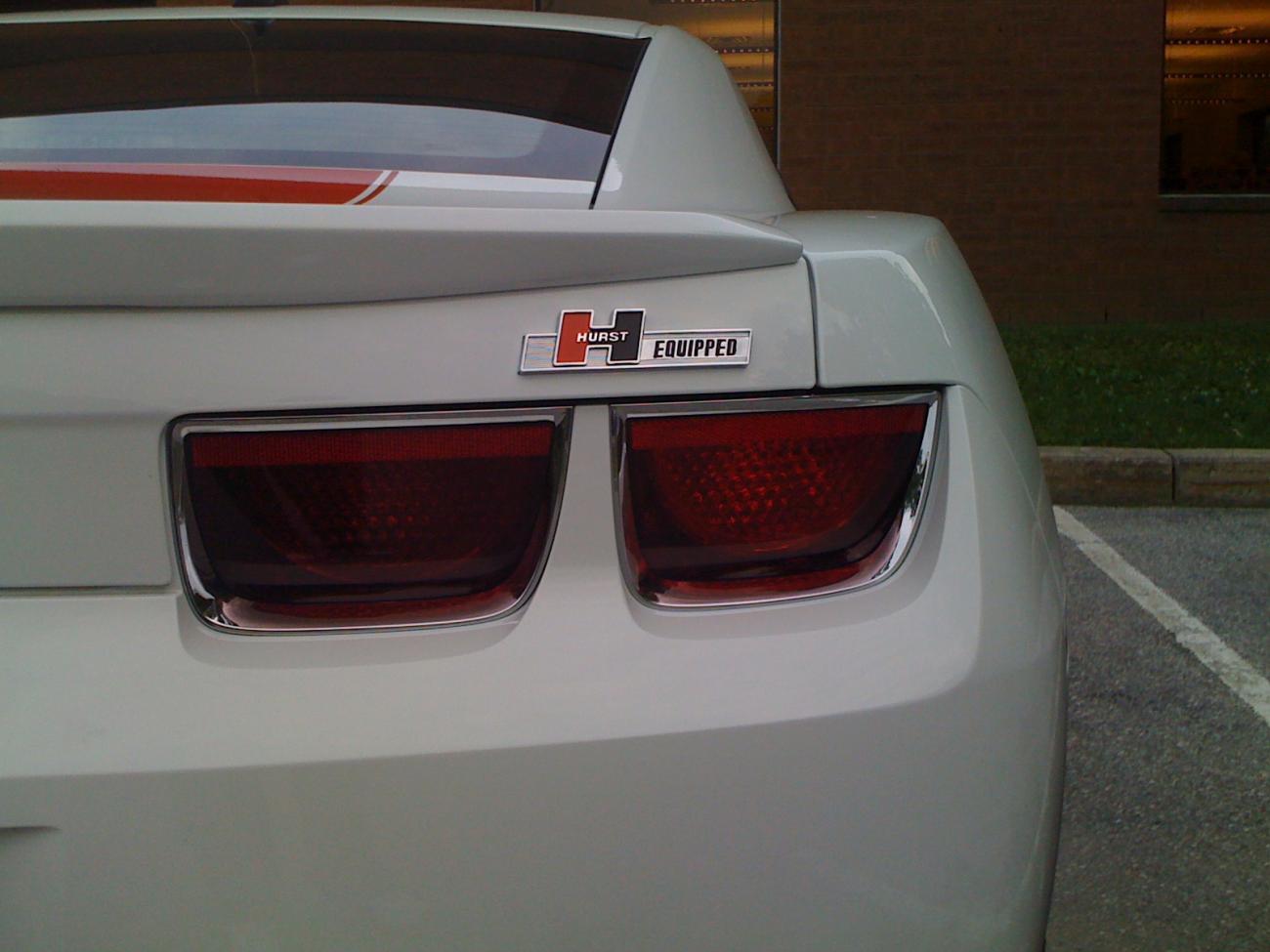 Hurst 1361000 Hurst Equipped Emblem