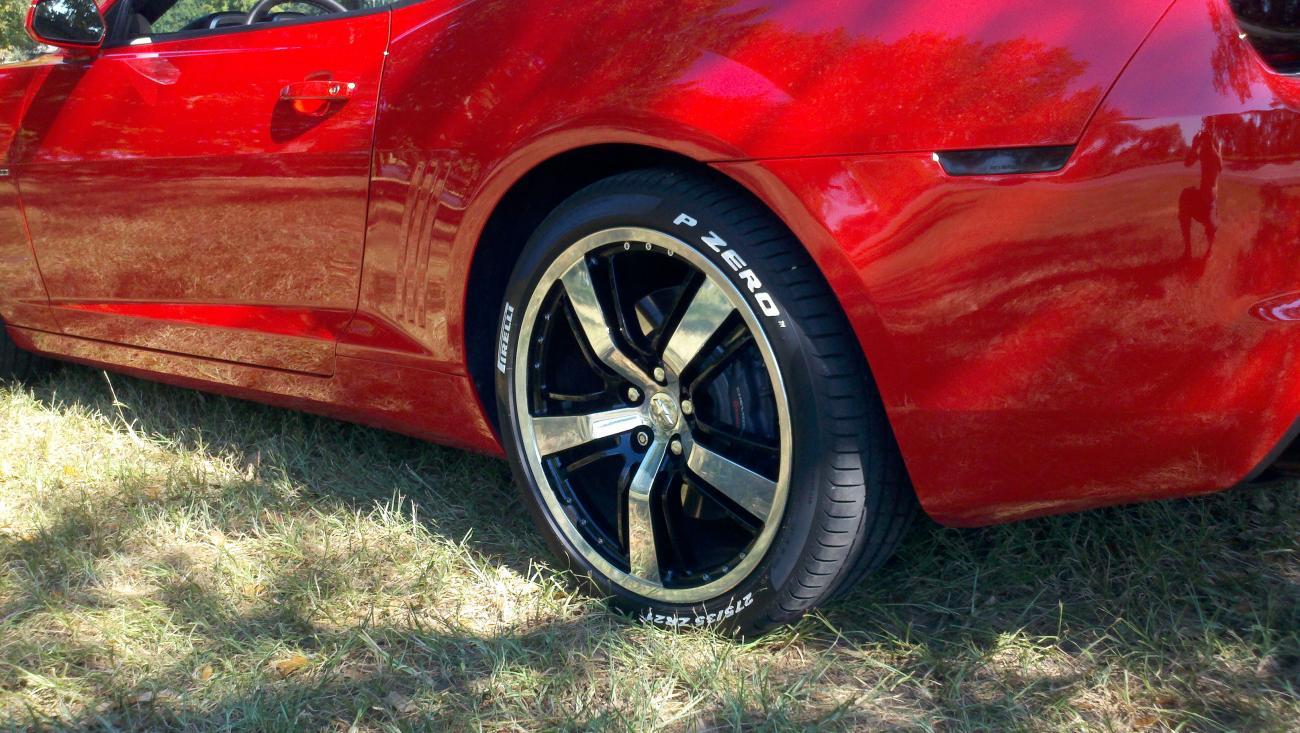Rasied White Tire Letters Camaro5 Chevy Camaro Forum