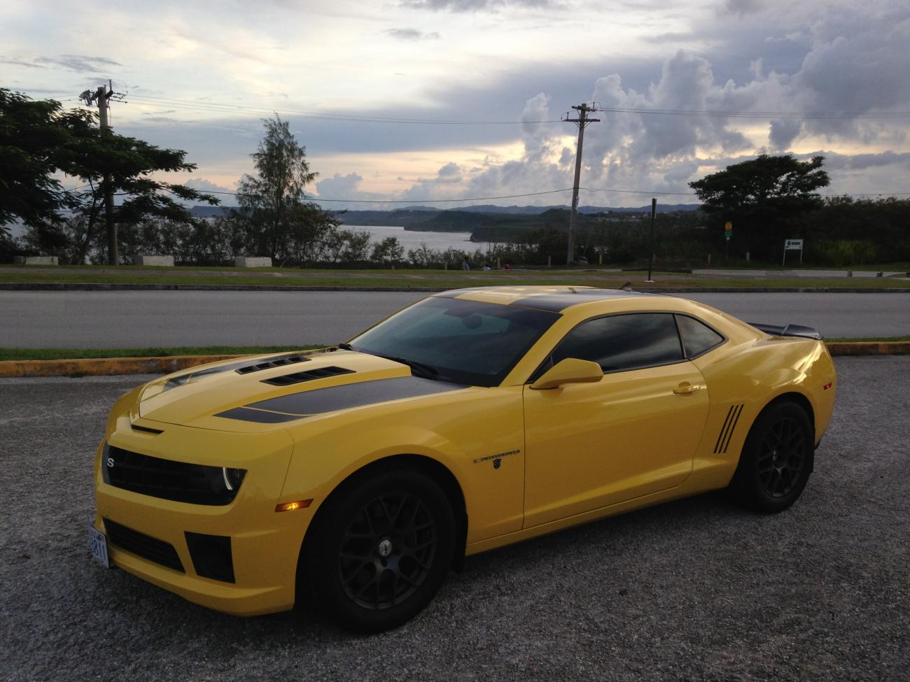 cody 39 s rally yellow 2010 camaro 2ss rs m6 camaro5 chevy. Black Bedroom Furniture Sets. Home Design Ideas
