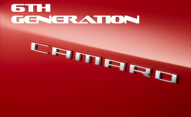 6th Generation Camaro by GM announced