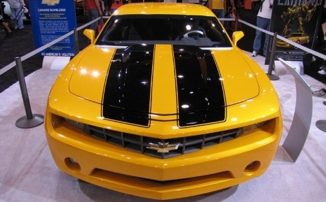 Limited Edition 2010 Camaro Bumblebee announced by GM  Camaro ZL1