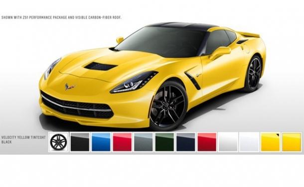 2014 Camaro Colors