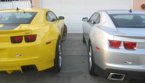 Big Booty Camaro Vs Regular Booty Camaro Camaro Zl1 Z28