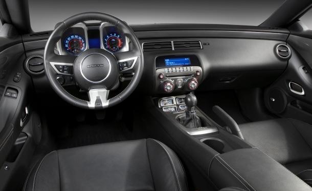 Great Sport Car Interior
