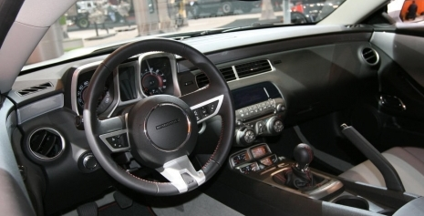 Photos Of Switchblade Silver Interior Trim Kit And Scorch Yellow Interior Trim Kit Camaro Zl1