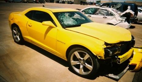 2010 Camaro Crash Test Safety Results 5 Stars So Far