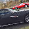 T-Top or Convertible (and 80's F-Body) Spotted in Latest 2016 Camaro Sighting?!