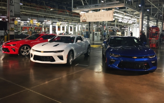 Camaro 50th Factory Fest: REGISTER NOW