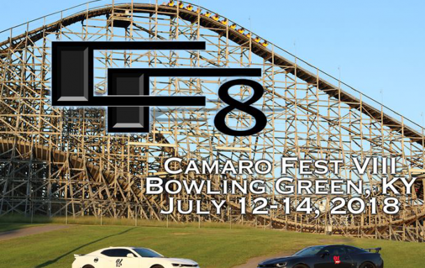 Camaro Fest VIII – OFFICIAL ANNOUNCEMENT!